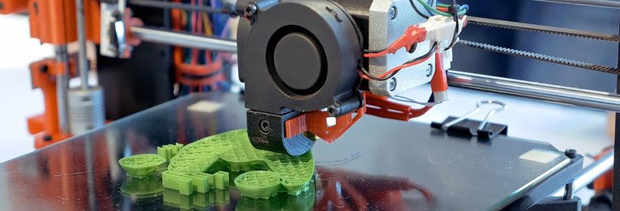 Achat d'imprimantes 3D